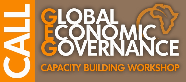 Call for Applications: Third Global Economic Governance Capacity Building Workshop