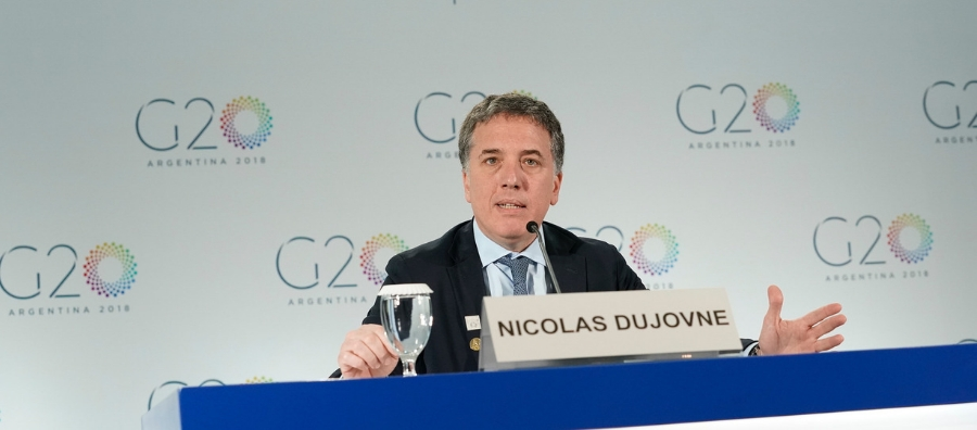 G20 calls to resolve trade tensions