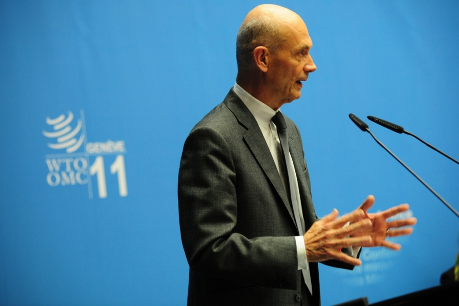 Current Director General, Pascal Lamy, will end his second term in August 2013.