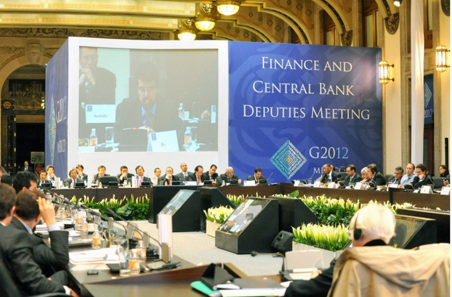 G20 Finance Ministers and Central Bank Governors in Mexico this month for a special meeting
