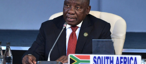 Ramaphosa reinforces co-operation with Germany