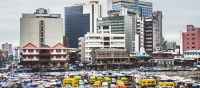 Downtown Lagos, Nigeria