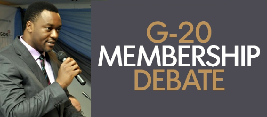 Should Australia change the membership of the G-20? A rejoinder