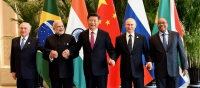 BRICS Heads of state attending BRICS meeting, ahead of the G20 Summit in Hangzhou, China.