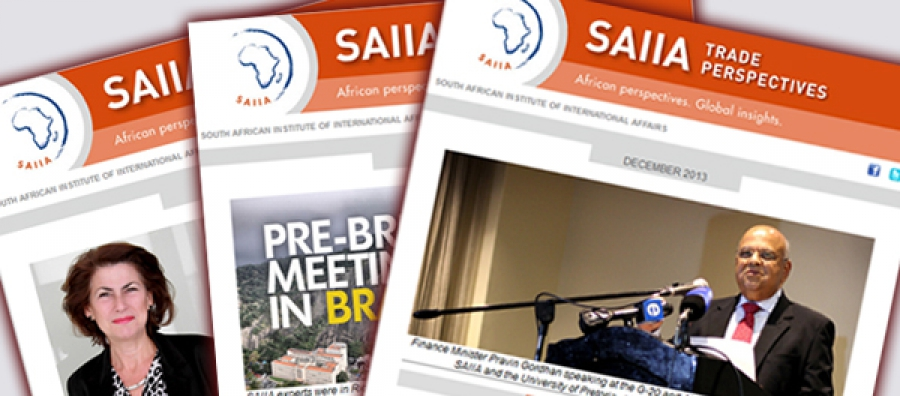 SAIIA Trade Perspectives Newsletter