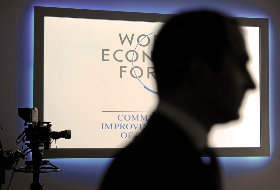 The World Economy After Davos