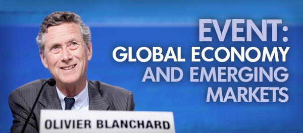 Meeting: The Global Economic Outlook and Emerging Markets