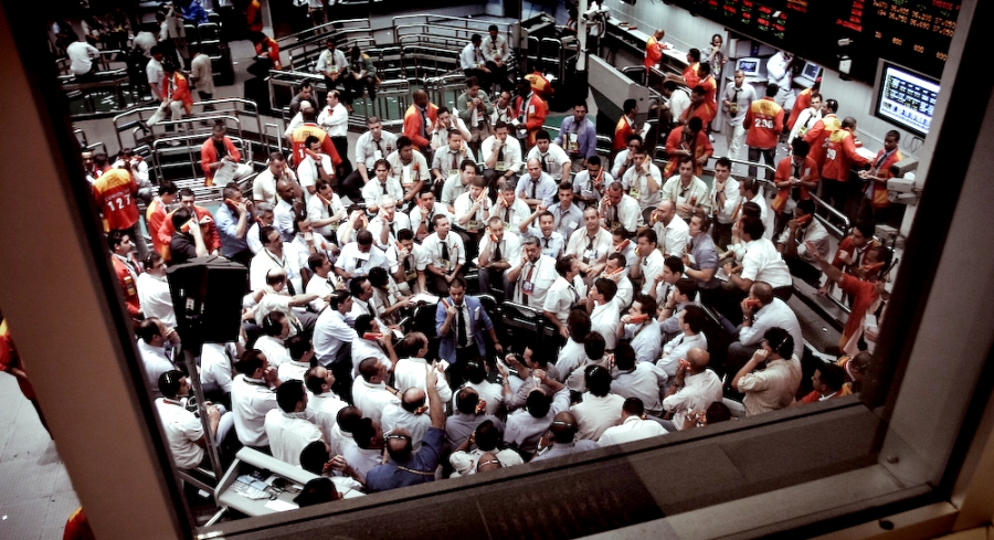 The São Paulo Stock Exchange, Brazil, during the 2008 financial crisis. The BRICS' U$ 100 billion Contingency Reserve Arrangement (CRA) to address any future financial crisis in emerging economies.