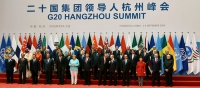 Heads of State attending the G20 Summit in Hangzhou, China