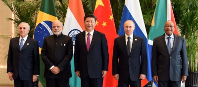 BRICS: Stronger Partnership – Brighter Future