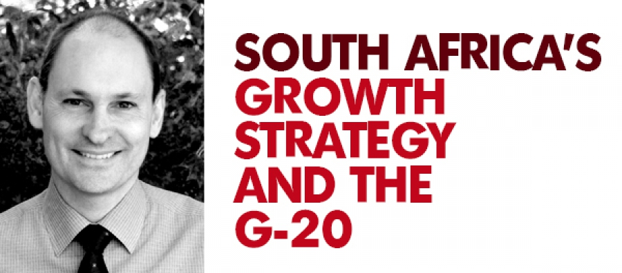 The G-20 and Key Issues Pertaining to South Africa's Growth Strategy