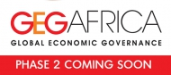 Global Economic Governance Africa is entering Phase 2